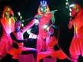 عرض النار و الضوء Melange-Art | FLASH